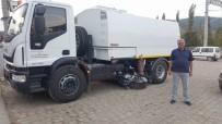 BALıKÖY - Balıköy Belediyesi Yol Süpürme Aracı Aldı