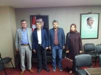 VEZIRHAN - Başkan Duymuş'tan AK Parti Merkez İlçe Başkanı Öztürk'e Ziyaret
