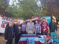 VEZIRHAN - Başkan Duymuş, Trabzonspor Taraftarlarıyla Bir Araya Geldi