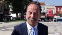 KAPALI ALAN - Başkan Gürkan, 'Zübeyde Hanım Parkı'na Benzer Bir İşlem Yapacağız'