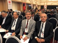 BAŞKANLIK SEÇİMİ - Başkan Kayda Ve Şirin, Belediyeler Birliği Toplantısına Katıldı