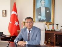 DIYANET İŞLERI BAŞKANLıĞı - Başkan Pamuk, Camiler Ve Din Görevlileri Haftası'nı Kutladı