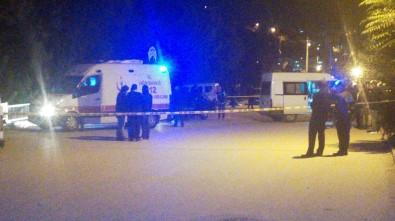 Başkent'te kanlı infaz: 2 ölü
