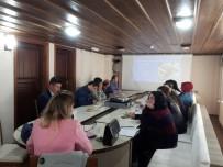 Belediye Personeline Diksiyon Eğitimi