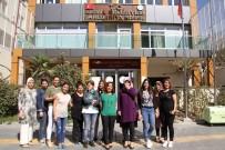 ÇALIŞAN KADIN - Bismil Belediyesine Kadın Eli Değdi