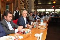 MUSTAFA BOZBEY - Bozbey Açıklaması 'El Birliğiyle Nilüfer'i Daha İyi Yerlere Getireceğiz'