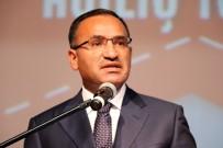 PLAN VE BÜTÇE KOMİSYONU - Bozdağ'da Metin Topuz Açıklaması