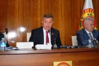 İSMAIL TÜFEKÇI - Burdur İl Koordinasyon Toplantısı Gerçekleştirildi