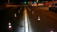 TRAFİK LEVHASI - Büyükşehir Belediyesi Daha Güvenli Ulaşım İçin Çalışıyor