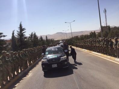 Celal Talabani son yolculuğuna uğurlandı