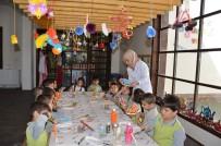 ÇOCUK OYUNLARI - Çocuk Oyunevi Ve Oyuncak Müzesi Faaliyetlerine Başladı