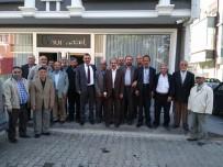 Daday'da Emekli İmamlar Kahvaltıda Buluştu