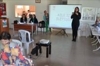 YEŞILAY CEMIYETI - 'Demirden Leblebi' Projesi Kapsamında Eğitimler Düzenlendi