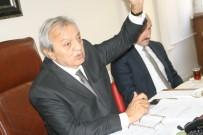 ÇıKMAZ SOKAK - Devrek Belediyesi Aylık Meclis Toplantısı Gerçekleşti