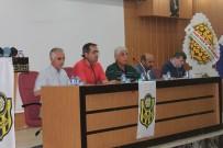 GEVREK - E.Yeni Malatyaspor'da Divan Kurulu'nun Toplantısından Birlik Ve Beraberlik Mesajı