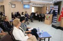 ECZACI ODASI - Eczacılara 'Kanser' Anlatıldı