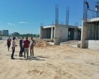 ADLIYE SARAYı - Er Açıklaması 'Erdemli Adliye Binası Bir Yılda Kullanıma Hazır Hale Gelecek'