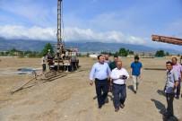 Erbaa'da Ki Yeni Stadyumun İhalesi 7 Kasımda Yapılacak.