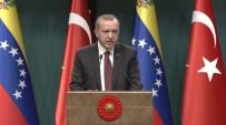 YUNUS EMRE KÜLTÜR MERKEZİ - Erdoğan'dan 'Dünya 5'Ten Büyüktür' Vurgusu