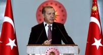 VASIP ŞAHIN - Erdoğan İstanbul'un Kurtuluş Yıl Dönümünü Kutladı