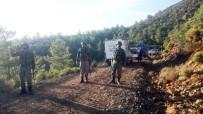 PLASTİK PATLAYICI - Etkisiz Hale Getirilen PKK'lı Hainler Buluşmayı Planlamış