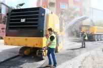 EYÜP BELEDİYESİ - Eyüp Belediyesi Fen İşleri Müdürlüğü Ekipleri, Hummalı Çalışmalarını Sürdürüyor
