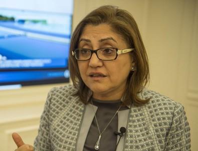 Fatma Şahin: Birileri bulanık suda balık avlamaya çalışıyor