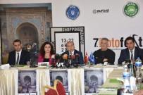 MIMAR SINAN GÜZEL SANATLAR ÜNIVERSITESI - Fotoğrafın Dünyaca Ünlü İsimleri Uluslararası Bursa Festivali'nde