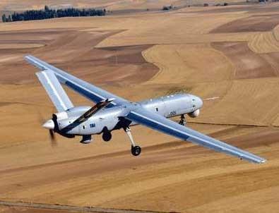 İsrail keşif uçağı düştü!