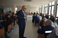 Genel Müdür Keleşer'den Bor İşletme Müdürlüğü'ne Ziyaret