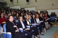 ATAERKIL - 'Hemşirelikte Profesyonellik' Konulu Konferans Düzenlendi