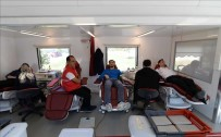 Hitit Üniversitesi'nden Kan Bağışı