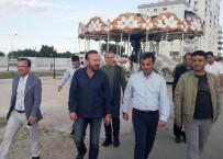NEVZAT DOĞAN - İzmit Belediyesi Kardeş Şehri Ziyarete Gitti