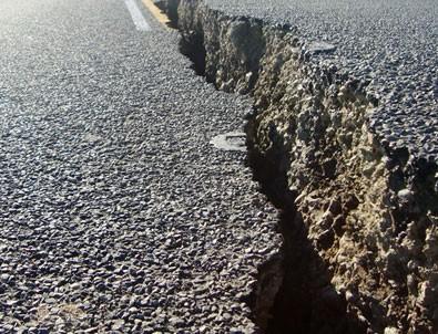 Japonya'da 6.3 şiddetinde deprem
