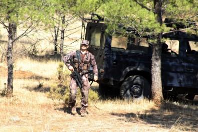 Kaçan 2 PKK'lı için çember daralıyor