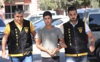 YANKESİCİLİK VE DOLANDIRICILIK BÜRO AMİRLİĞİ - Kapkaççı Tutuklandı
