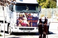 ALI USLANMAZ - Kayseri'den Halep'e Yardım Eli