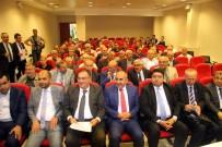 ADLIYE SARAYı - Kilis Barosu Genel Kurulu Yapıldı