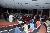 İSLAM TARIHI - KMÜ'de Kerbela Konulu Konferans Düzenlendi