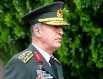 HAVA KUVVETLERİ KOMUTANI - Komutanlardan sınır birliklerinde inceleme