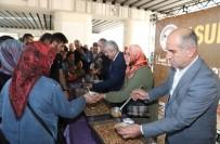 HASAN ERDOĞAN - Körfez Belediyesi 3 Bin Aşure Dağıttı