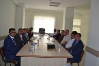 MURAT ÇELIK - Korkuteli'de Okul Müdürleri İle Güvenlik Toplantısı