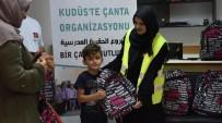 KUDÜS - Kudüslü Çocuklar Okul Çantaları İle Sevindi