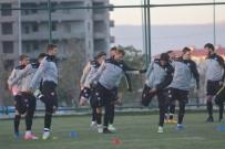 BOLUSPOR - Mavi-Beyazlılar İstanbulspor Maçı Hazırlıklarını Sürdürüyor