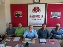 YASİN BÖRÜ - Mazlumder Genel Başkan Yardımcısı Ahmet Taş Açıklaması