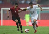MUMBAI - Milliler, Dünya Kupası'na Beraberlikle Başladı