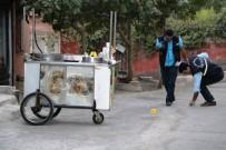 ERSİN ARSLAN - Mısırı Beğenmedi, Çekti Vurdu