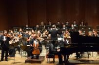 SENFONI - Müzikseverler, Anadolu Senfoni Orkestrası Açılış Konseri'nde Buluştu