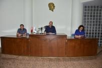 MAHALLİ İDARELER - Nazilli Belediye Meclisi Ekim Ayı Olağan Toplantısı Yapıldı
