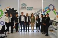 EYÜP BELEDİYESİ - Nilüfer Belediyesi'ne Kıyaslama Ziyareti
